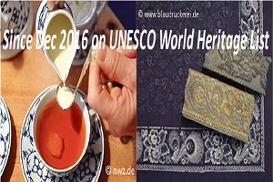 eastfrisian tea culture and indigo print are now on unesco world heritage list 2016
