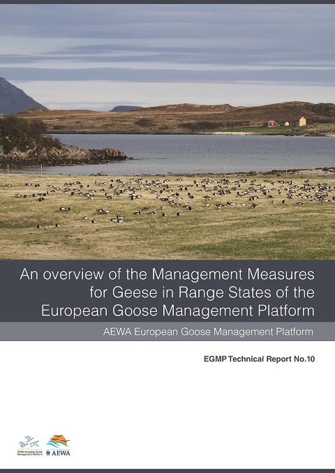 AEWA Geese management measures