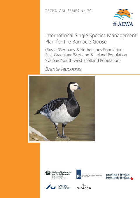 AEWA Management Plan Barnacle Goose