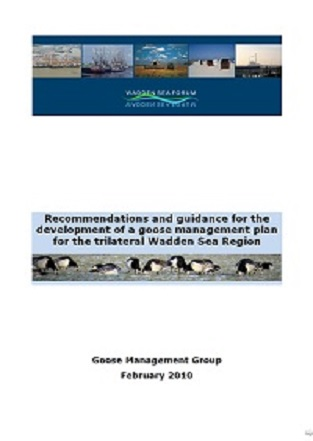 WSF Goose Management Plan 2010